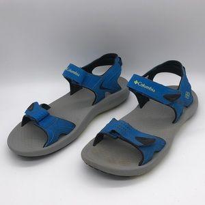 Columbia Techsun Sport Sandals Men's Sz 9